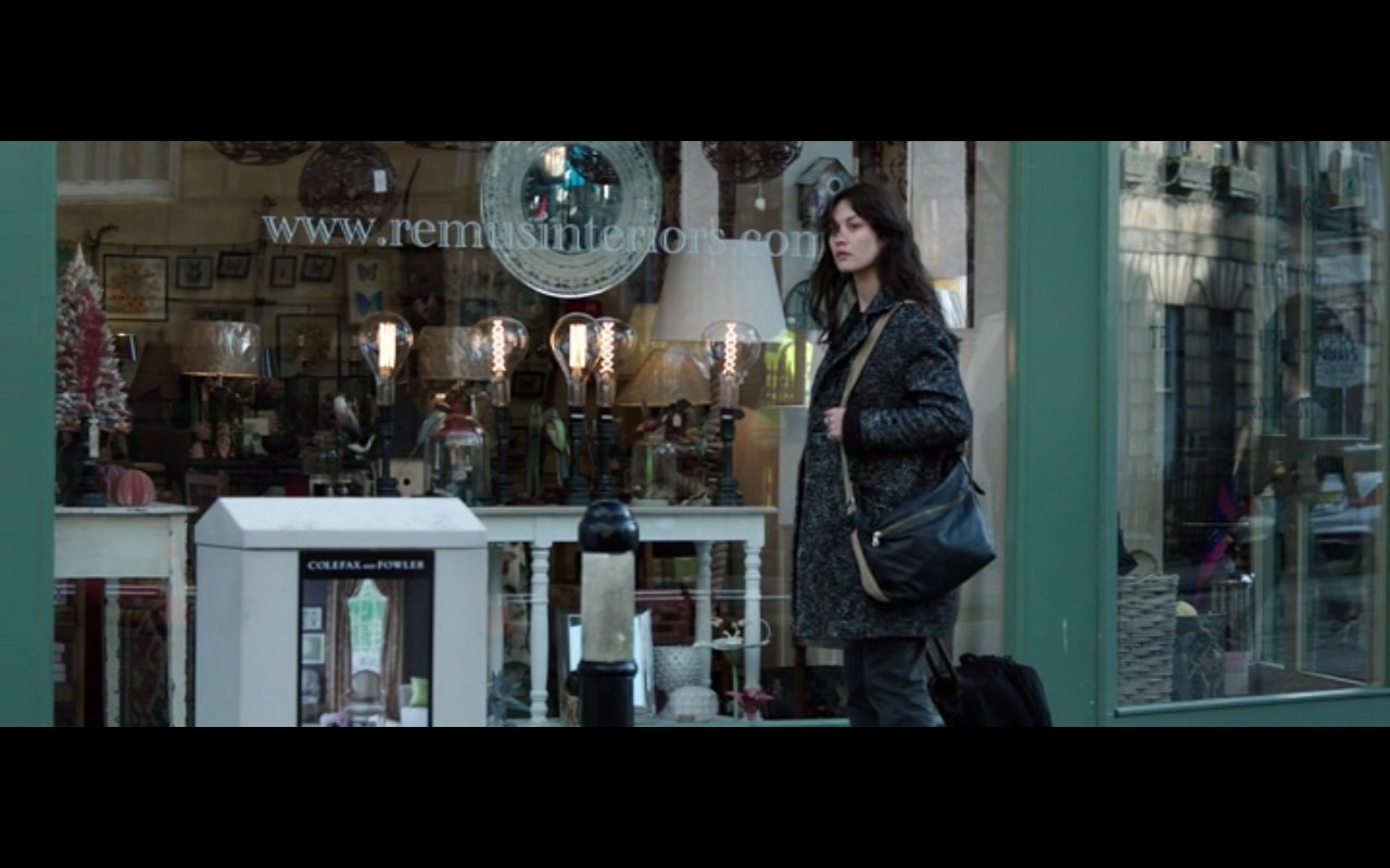 Remus Interiors – The Correspondence (2016) - Movie Product Placement