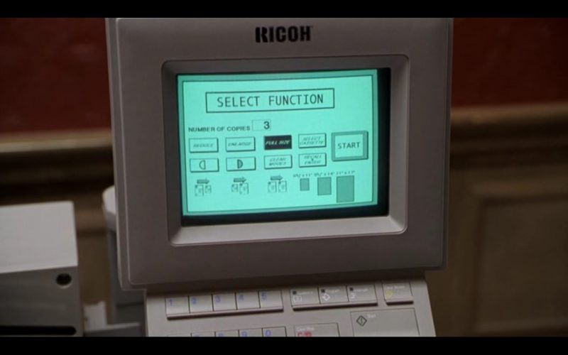 Ricoh – The Firm 1993 (1)
