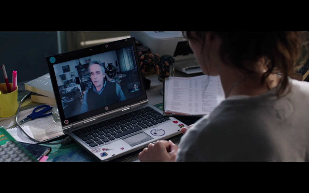 Skype And HP Notebook – The Correspondence (2016) - Movie Product Placement