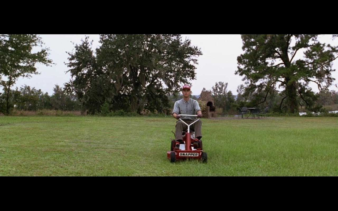 Snapper Forrest Gump 1994 Movie
