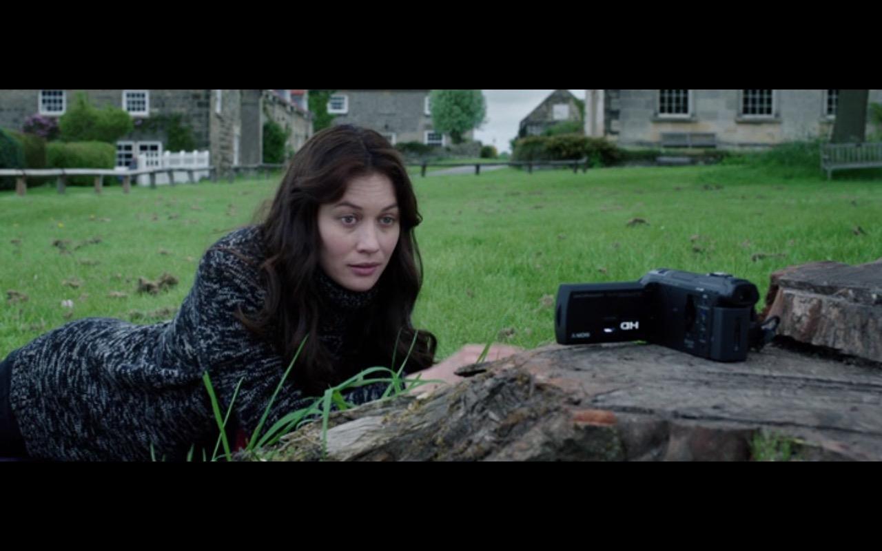 Sony Camcorder - The Correspondence 2016 (2)