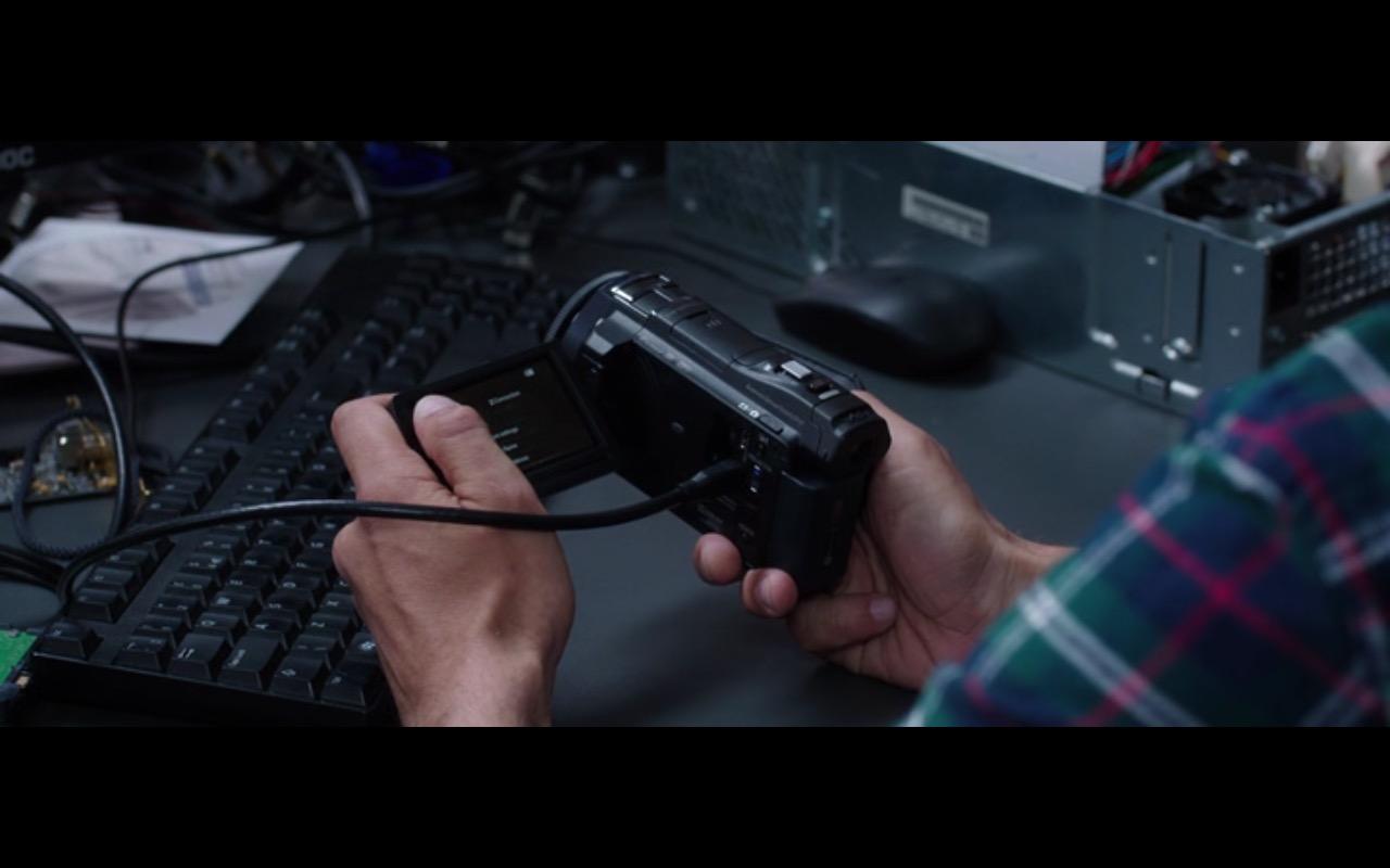 Sony Camcorder - The Correspondence 2016 (6)