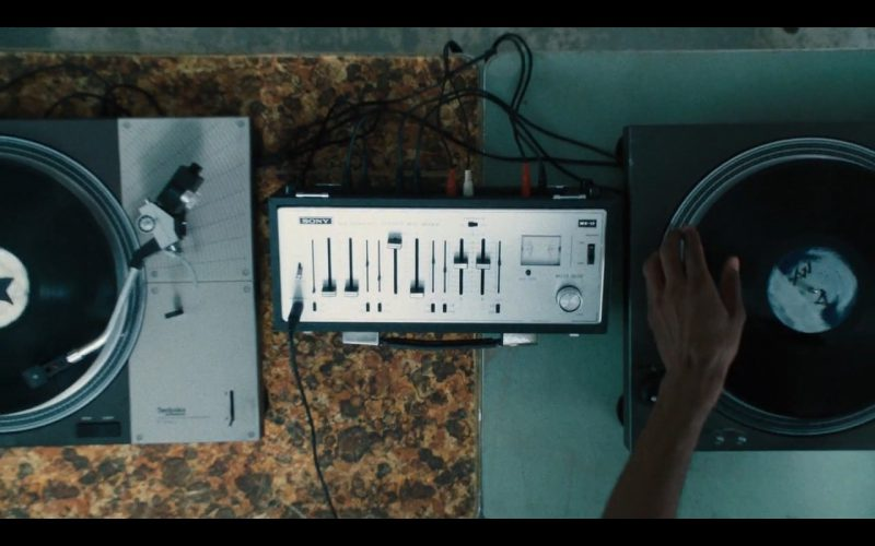 Sony Six Channel Stereo Mic Mixer – Vinyl (2)