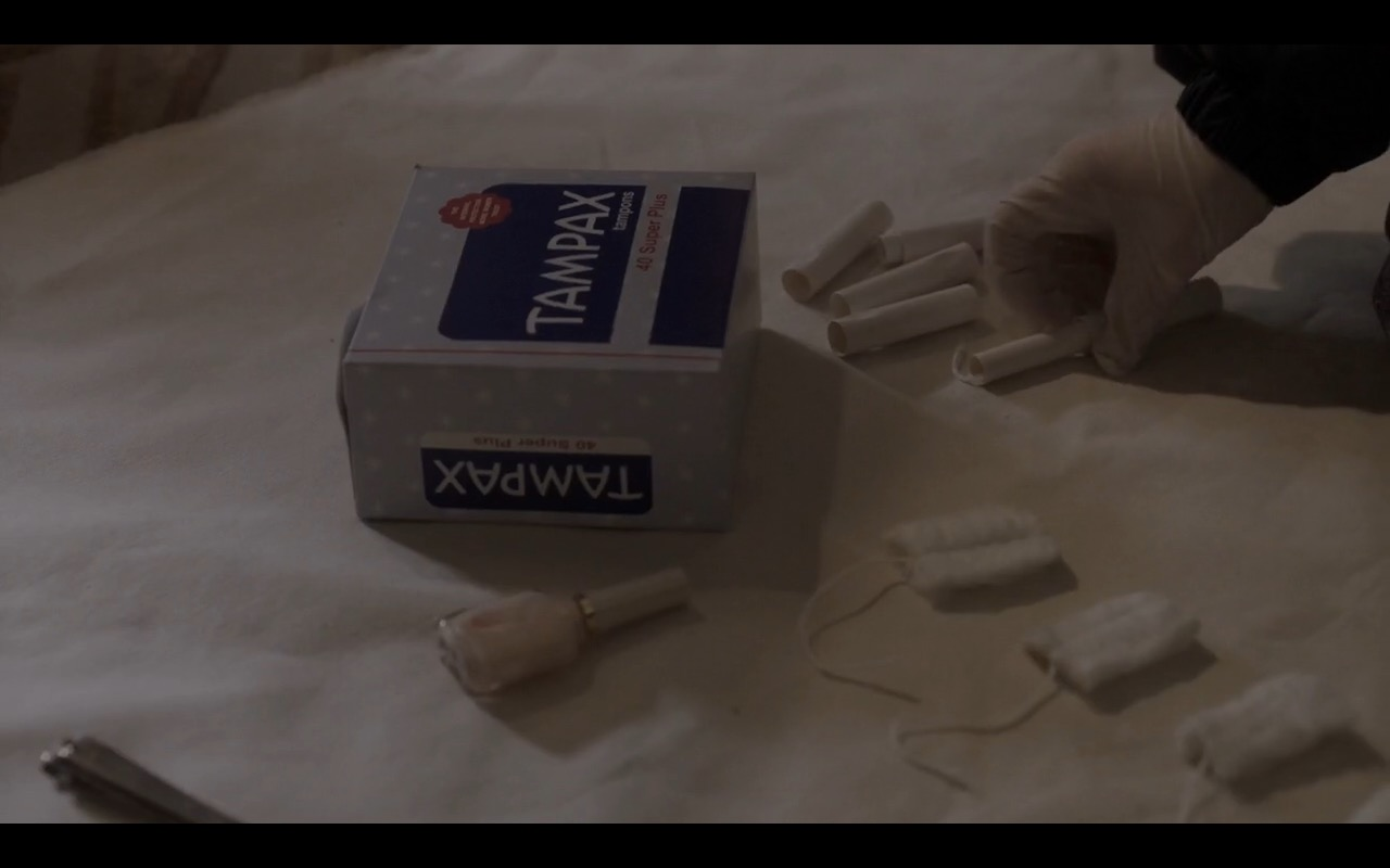Tampax Tampons - The Americans - TV Show Product Placement