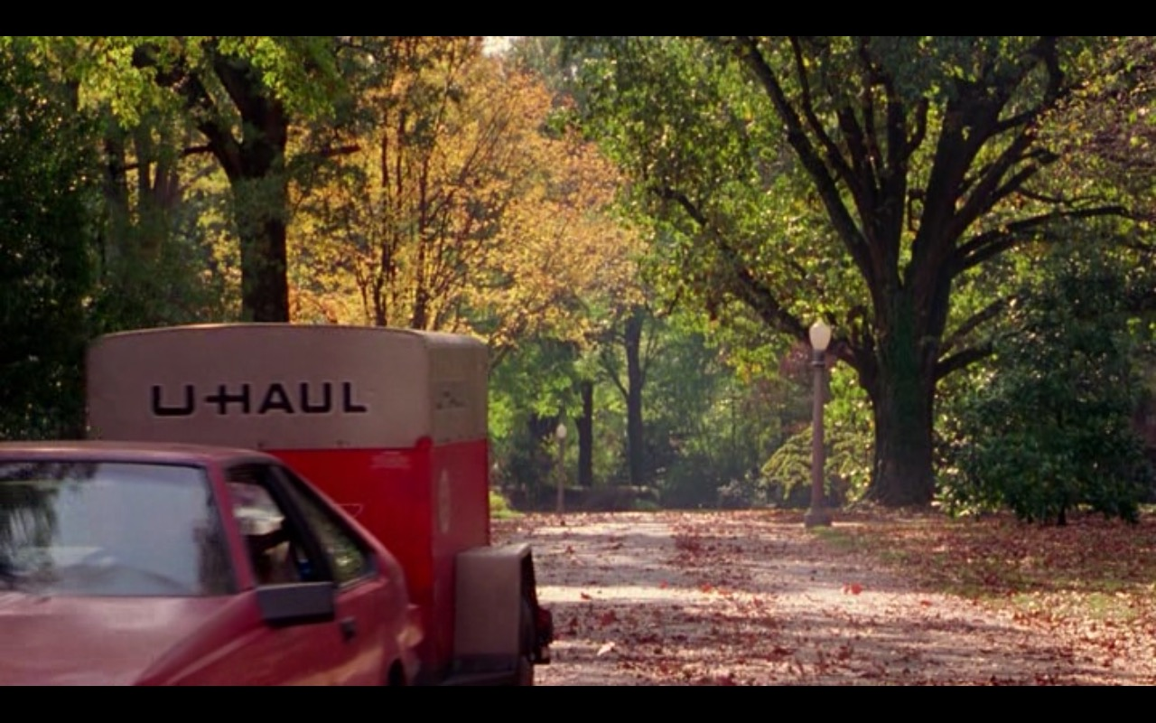 U-Haul – The Firm (1993) Movie Product Placement