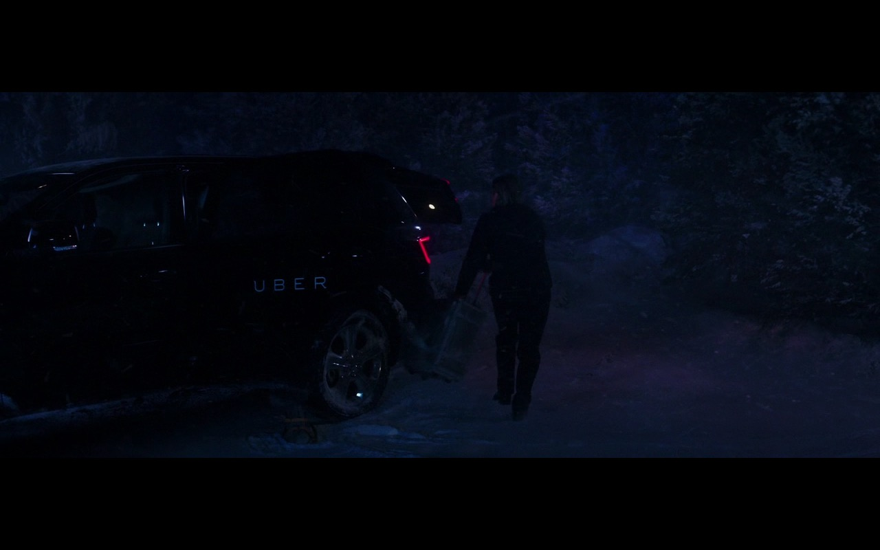 Uber – Zoolander 2 (2016) - Movie Product Placement