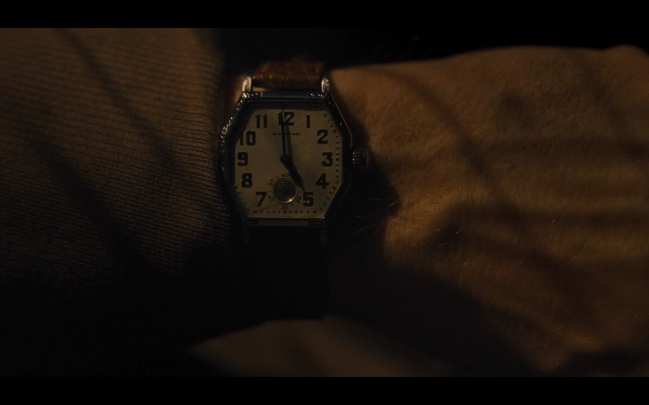 Waltham Watches – Hail, Caesar! (2016) - Movie Product Placement