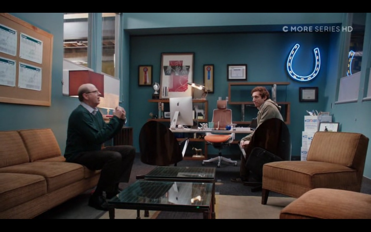 iMac And Corovan – Silicon Valley TV Show Product Placement