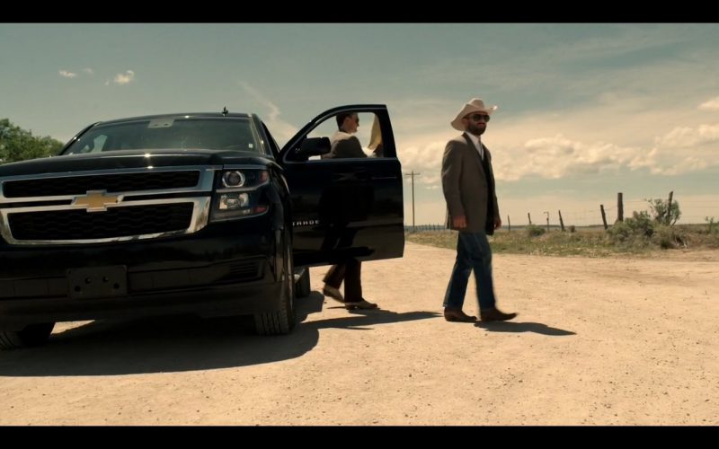 Chevrolet Tahoe – Preacher
