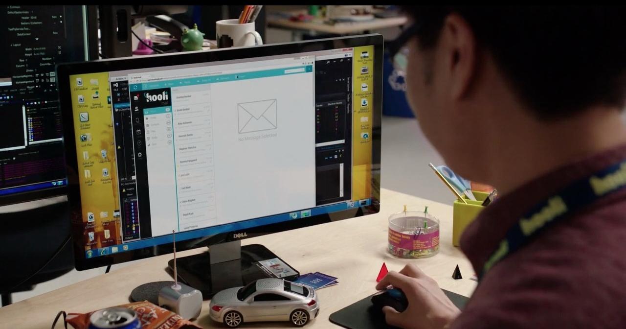 Dell Monitor – Silicon Valley