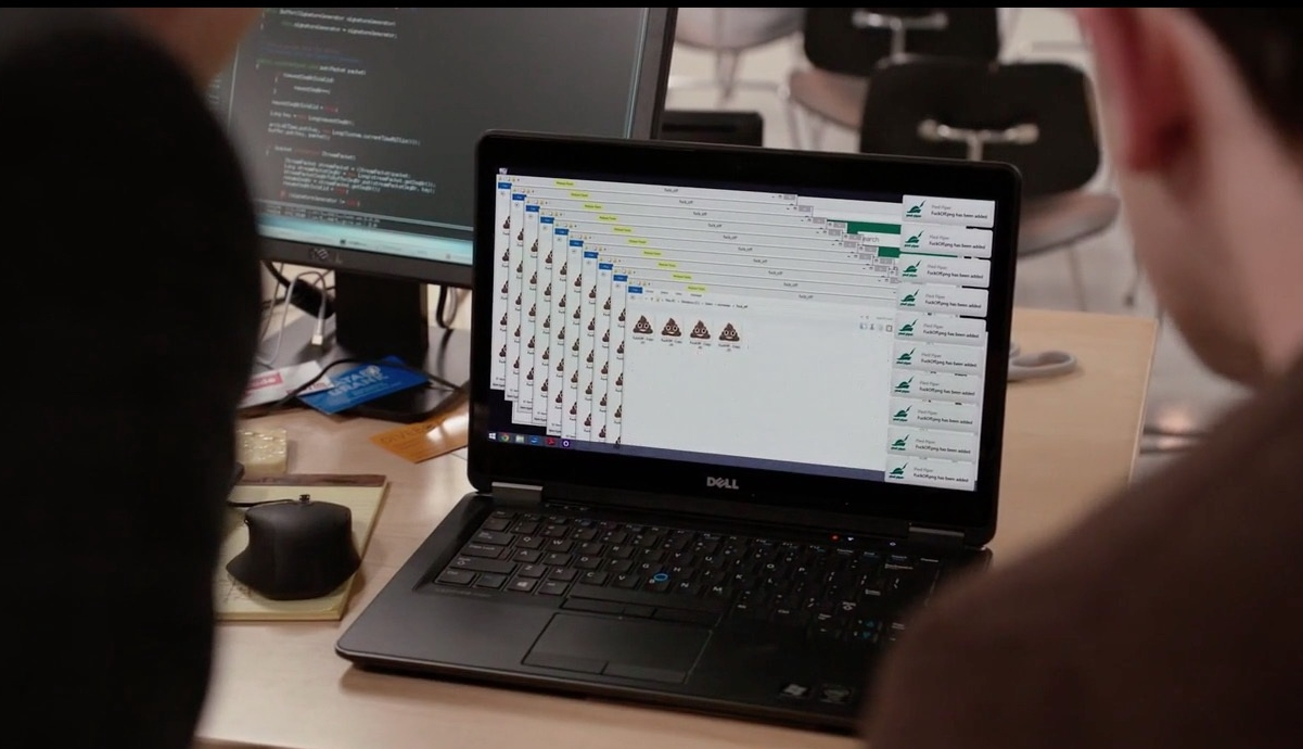 Dell Monitor And Dell Notebook - Silicon Valley (2)