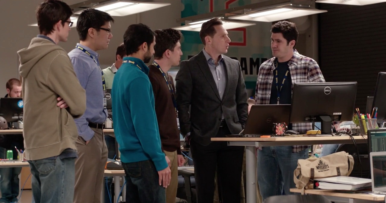 Dell Monitor And Dell Notebook - Silicon Valley (3)