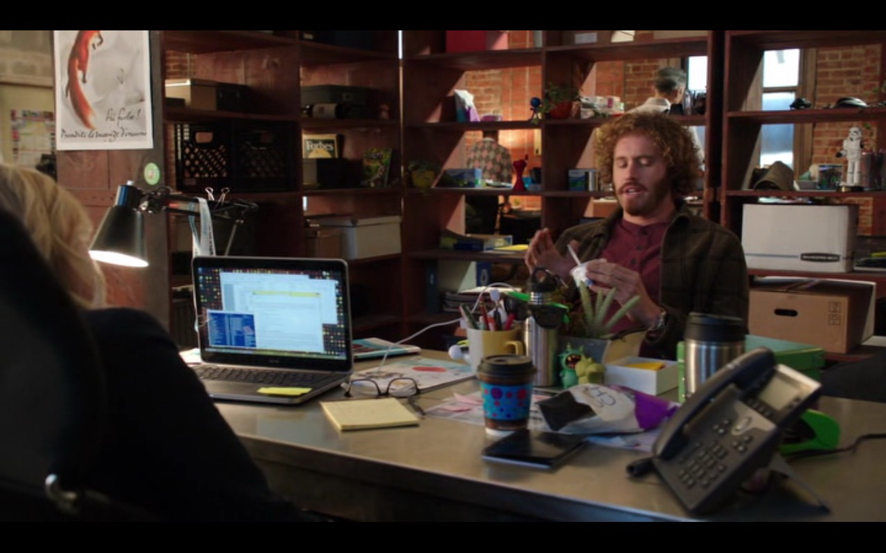 Dell Notebook - Silicon Valley TV Show Product Placement
