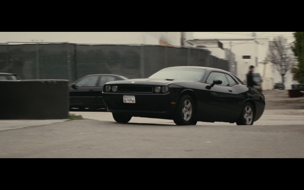 Dodge Challenger - Term Life (2016) - Movie Product Placement