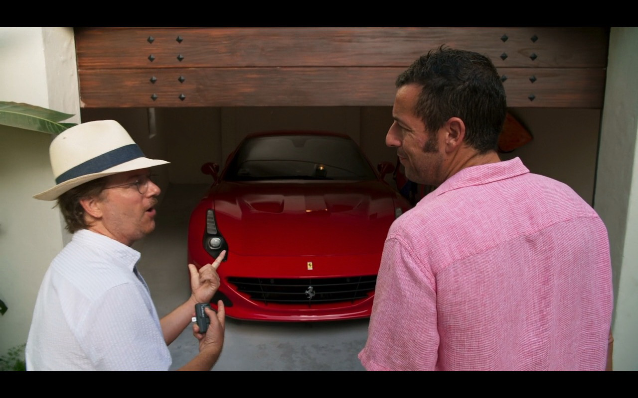 Ferrari California T - The Do-Over 2016 product placement (1)