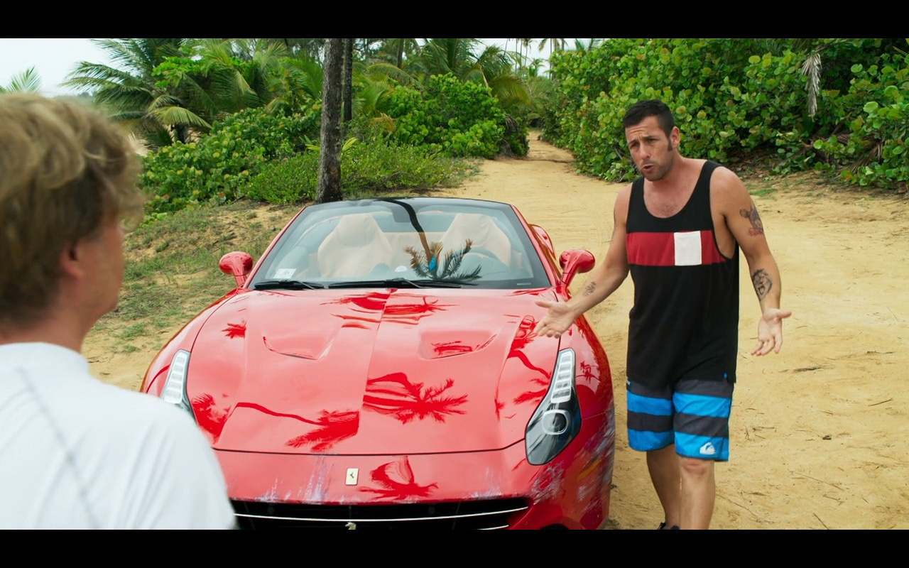 Ferrari California T The Do Over 2016 Movie