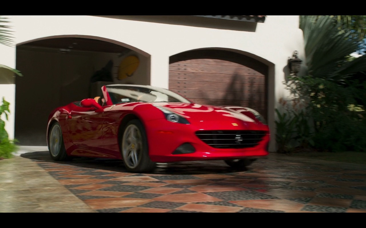 Ferrari California T - The Do-Over (2016) Movie Product Placement