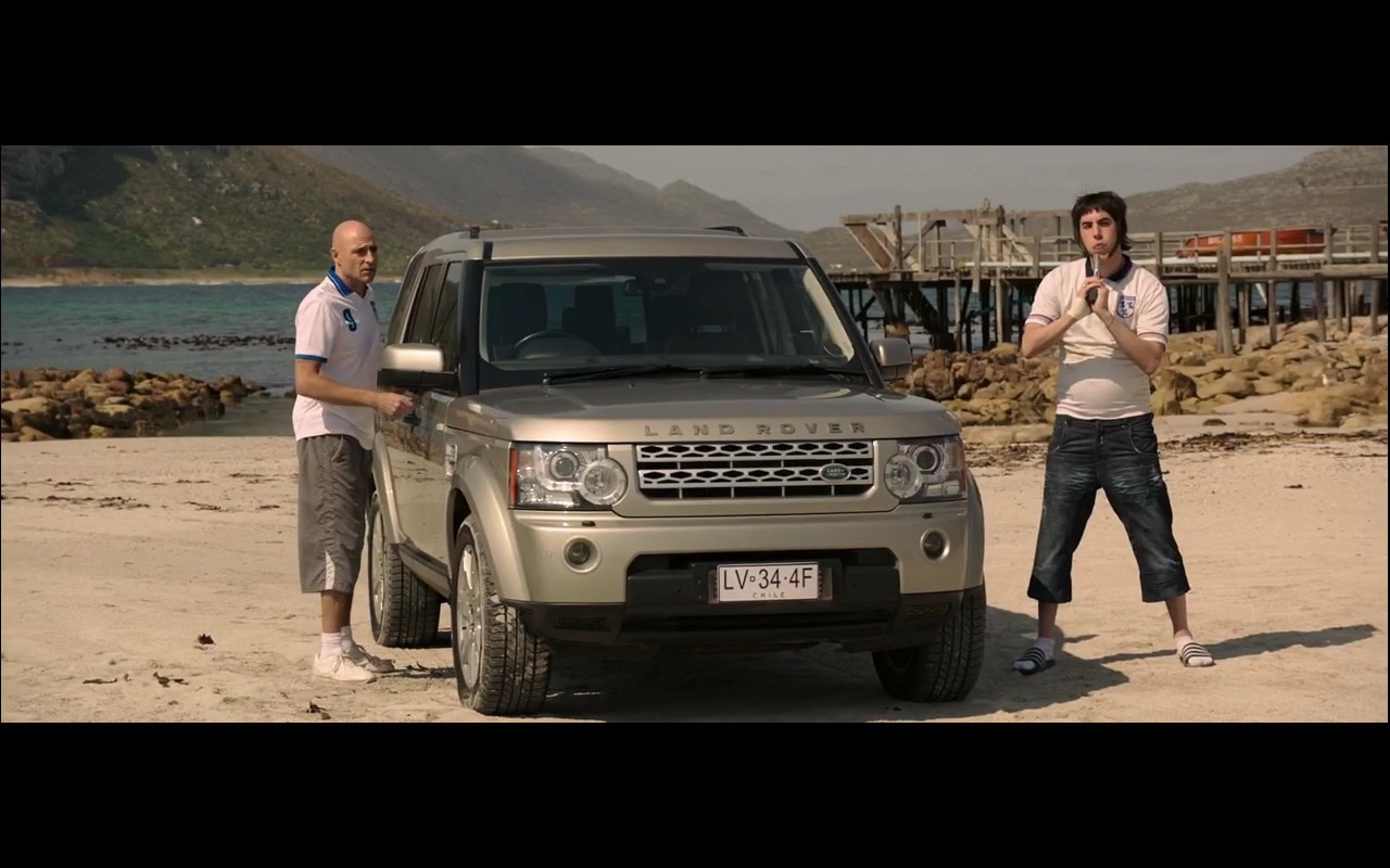 Land Rover Discovery - The Brothers Grimsby 2016 (1)