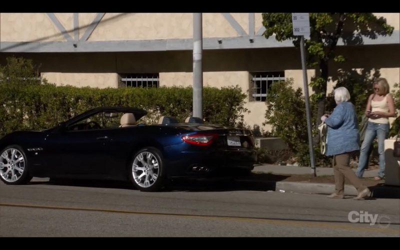 Maserati GranCabrio (GranTurismo) – Modern Family (1)