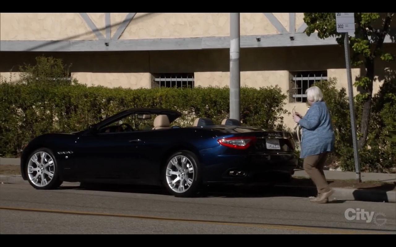 Maserati GranCabrio (GranTurismo) - Modern Family (2)