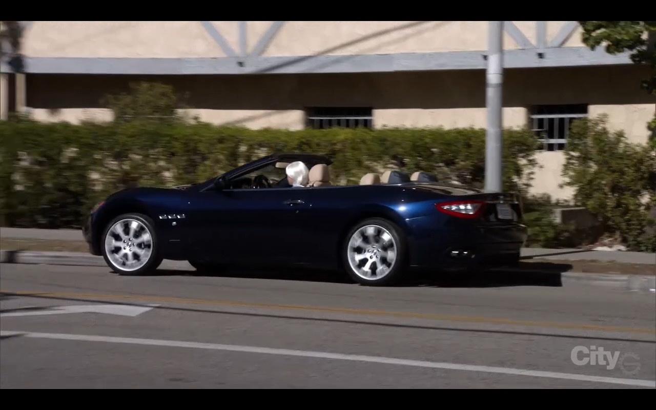Maserati Grancabrio Granturismo Modern Family Tv Show