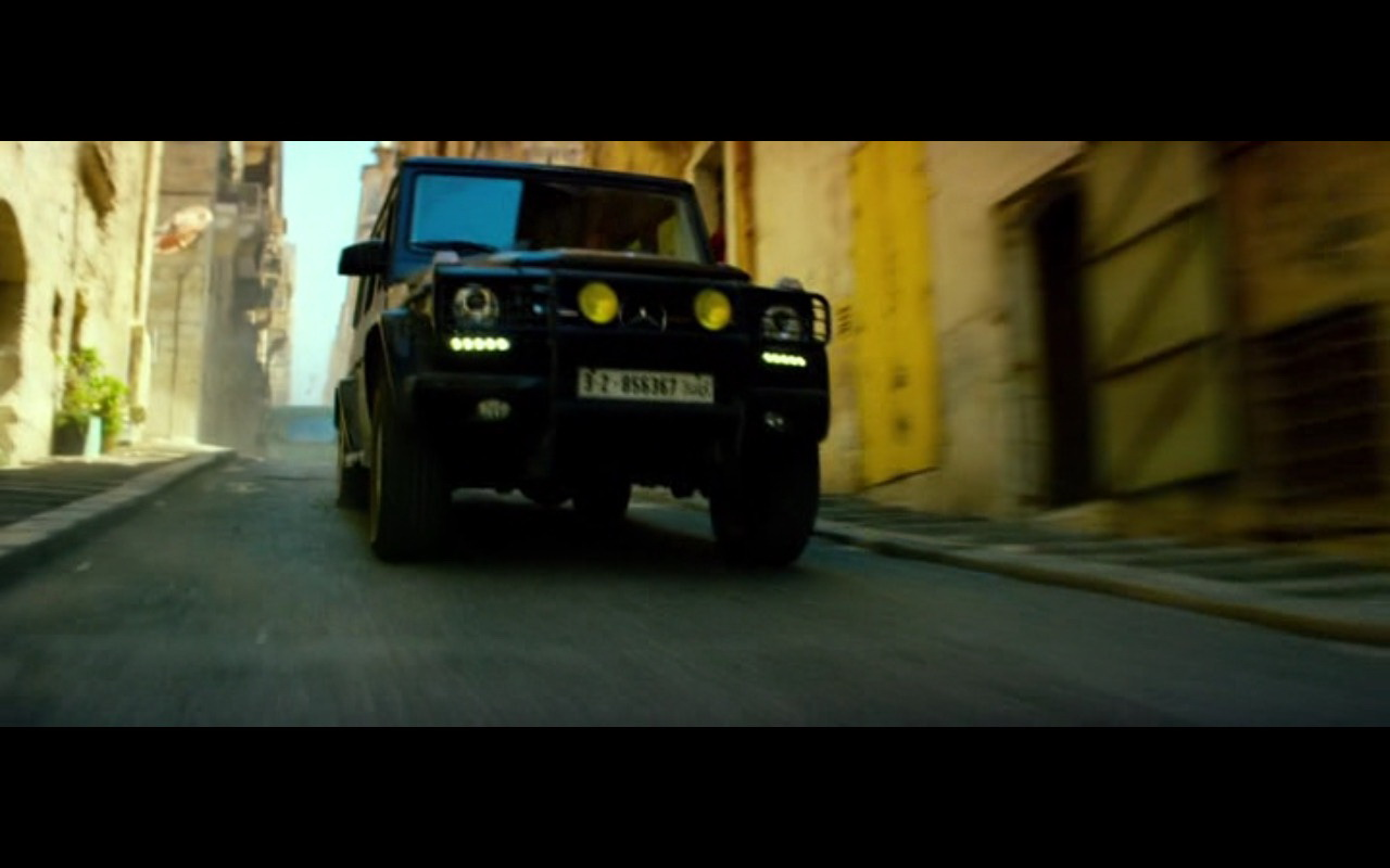 Mercedes benz g class 13 hours the secret soldiers of for Mercedes benz hours