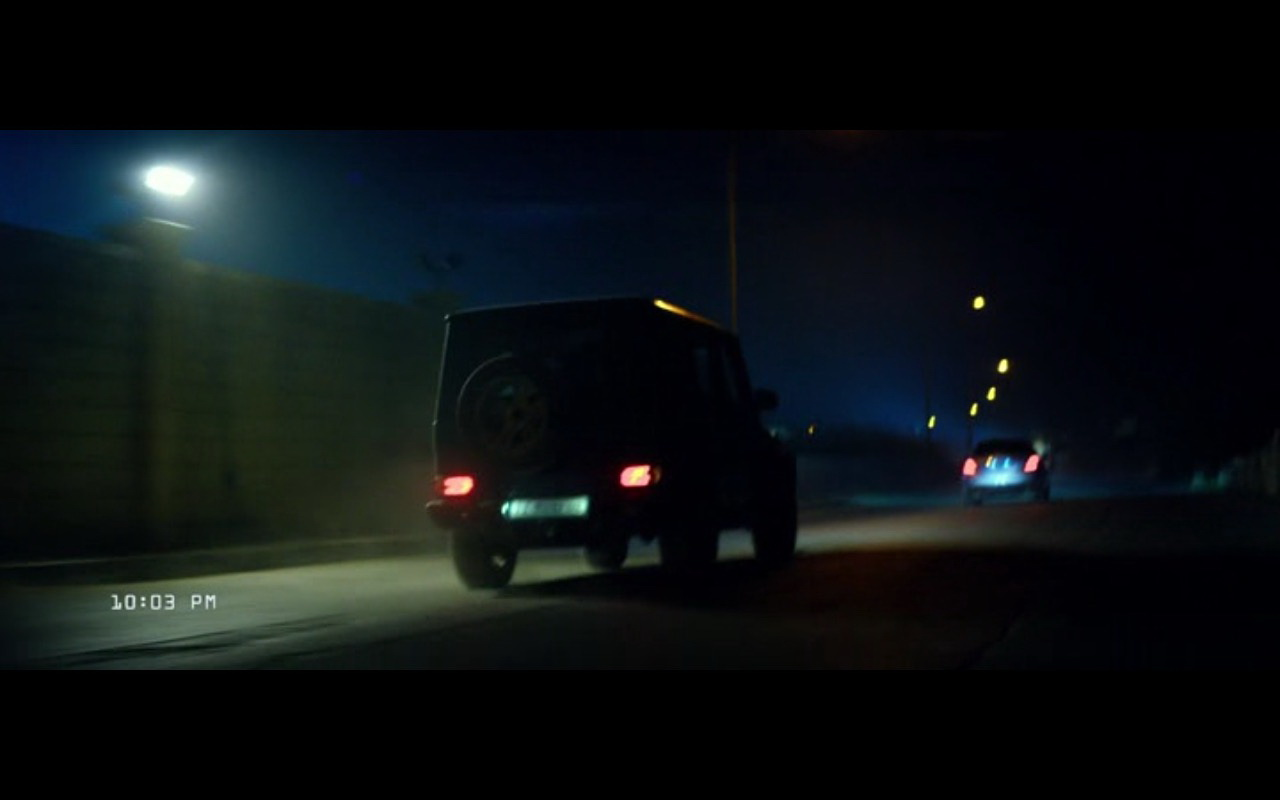 Mercedes-Benz G-Class – 13 Hours The Secret Soldiers of Benghazi 2016 (13)