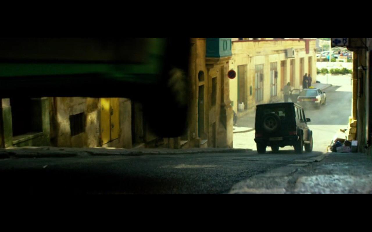 Mercedes-Benz G-Class – 13 Hours The Secret Soldiers of Benghazi 2016 (2)