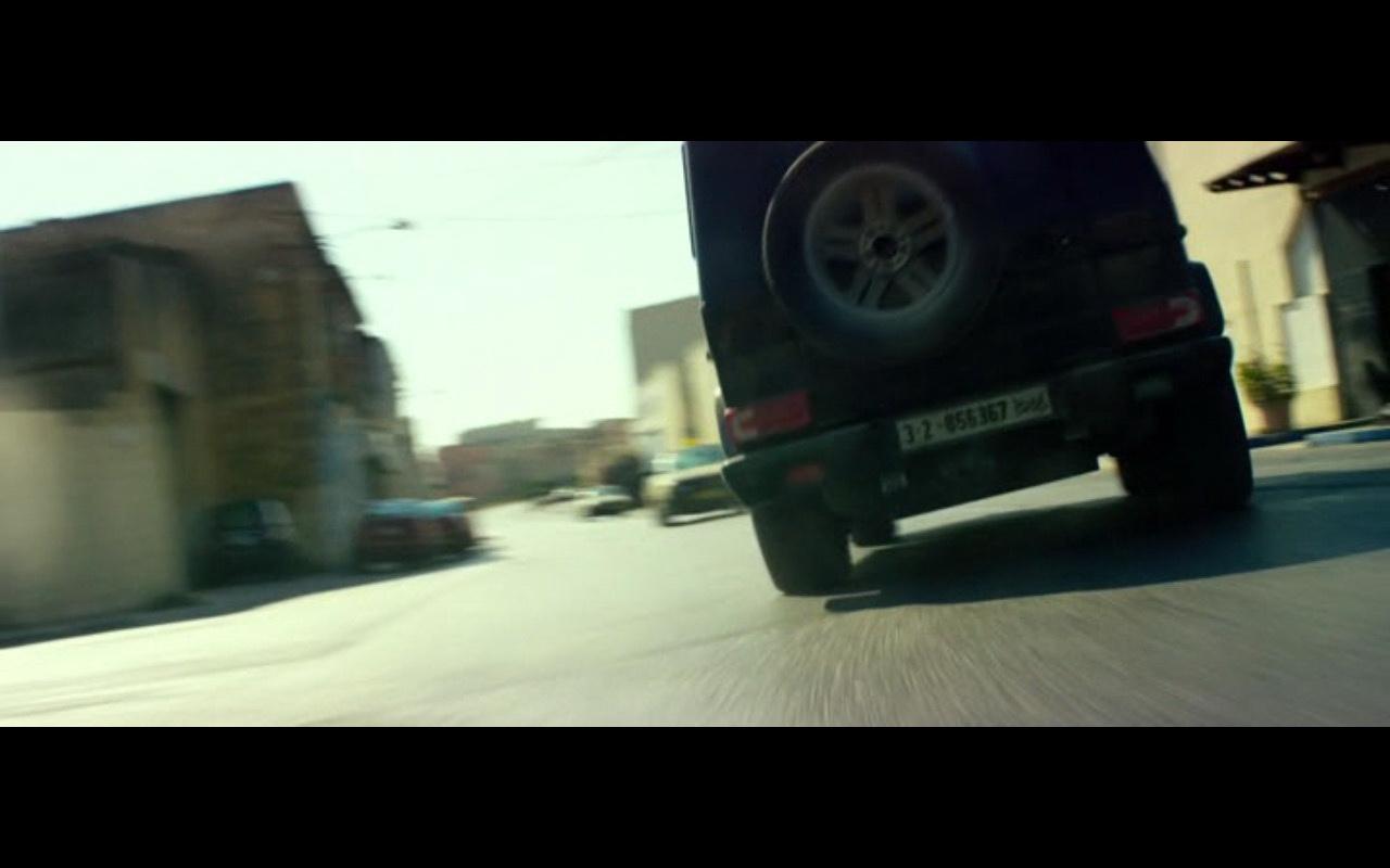 Mercedes-Benz G-Class – 13 Hours The Secret Soldiers of Benghazi 2016 (5)