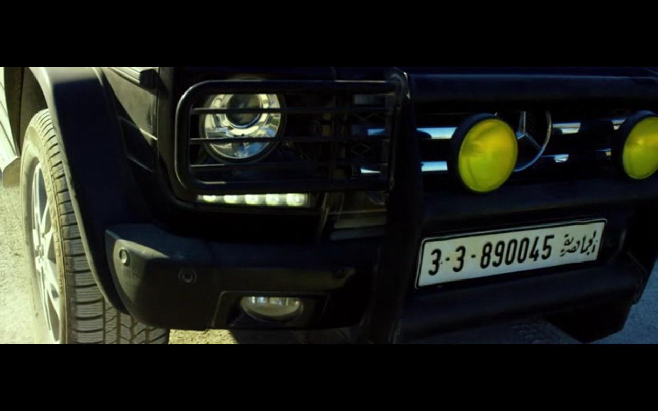 Mercedes-Benz G-Class – 13 Hours The Secret Soldiers of Benghazi 2016 (6)