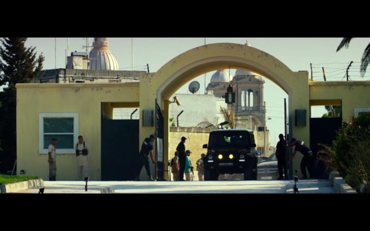 Mercedes-Benz G-Class – 13 Hours The Secret Soldiers of Benghazi 2016 (8)