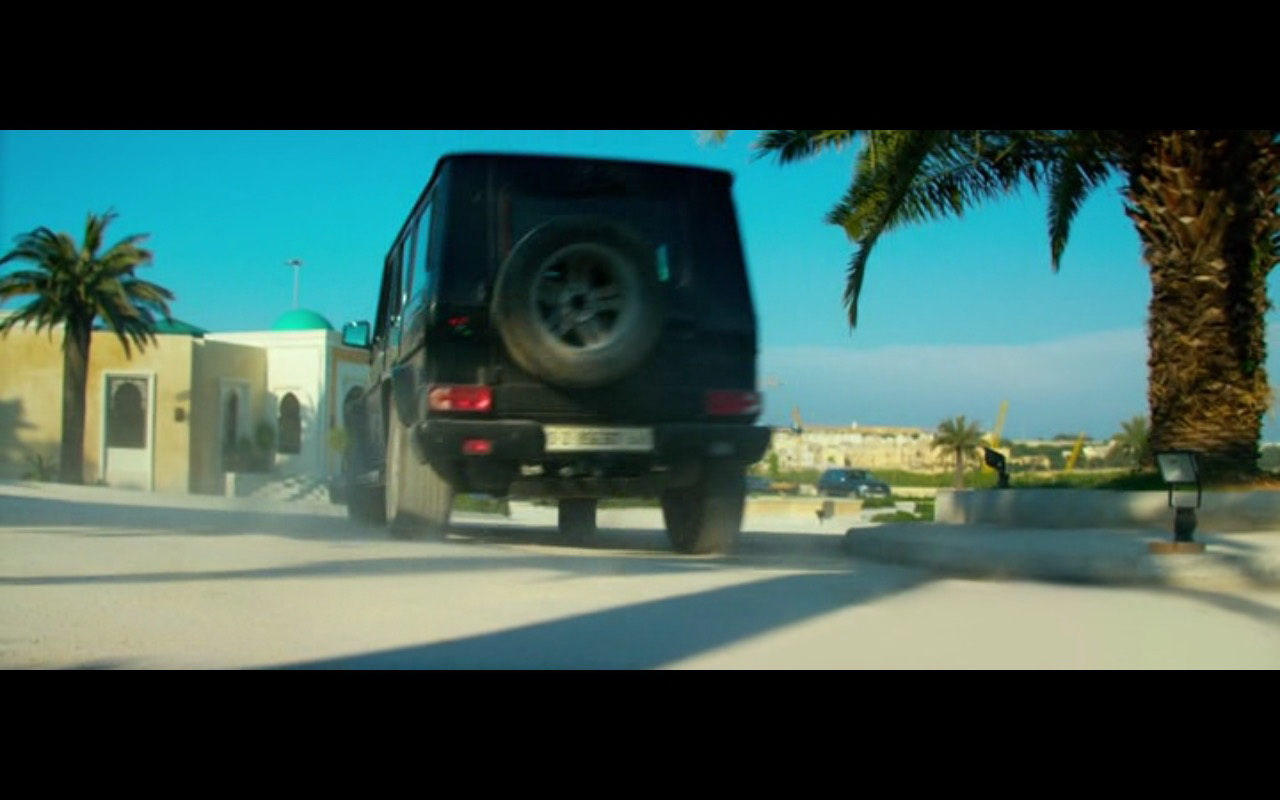 Mercedes-Benz G-Class – 13 Hours The Secret Soldiers of Benghazi 2016 (9)