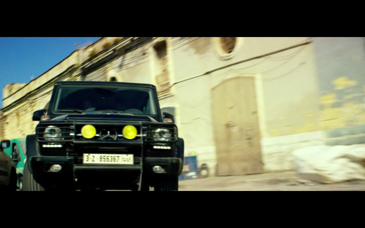 Mercedes-Benz Product Placement – 13 Hours The Secret Soldiers of Benghazi 2016 (4)