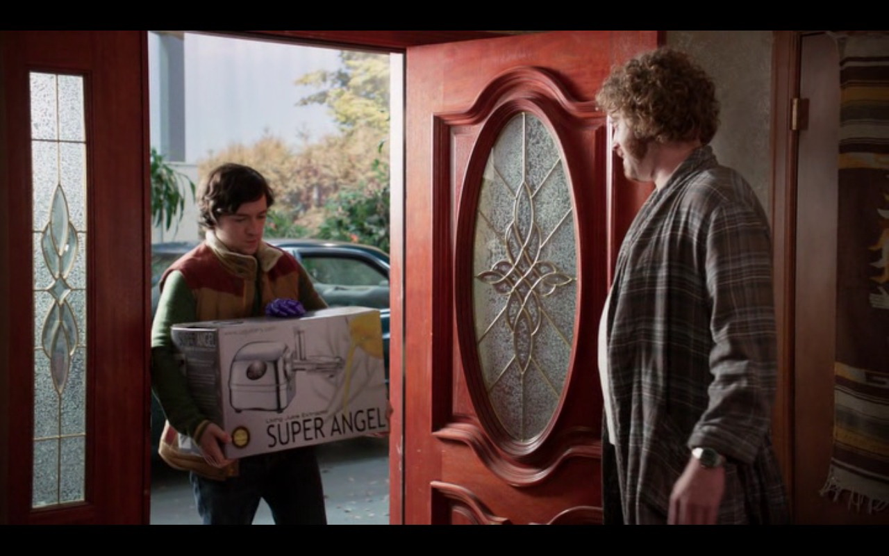 Super Angel Juice Extractor - Silicon Valley TV Show Product Placement