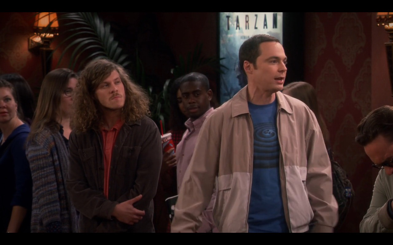 The Legend of Tarzan 2016 Movie - The Big Bang Theory (3)