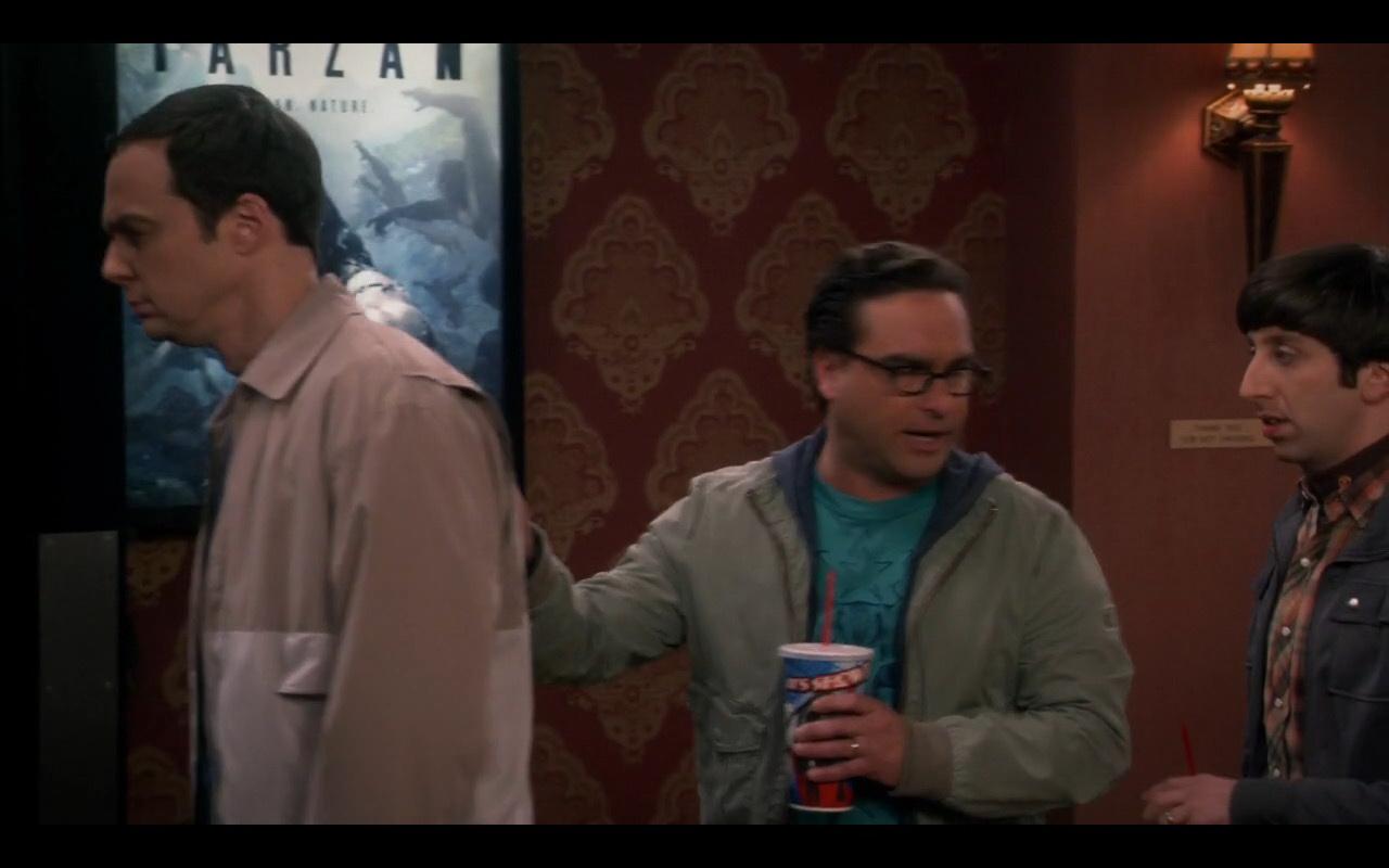 The Legend of Tarzan 2016 Movie - The Big Bang Theory (4)