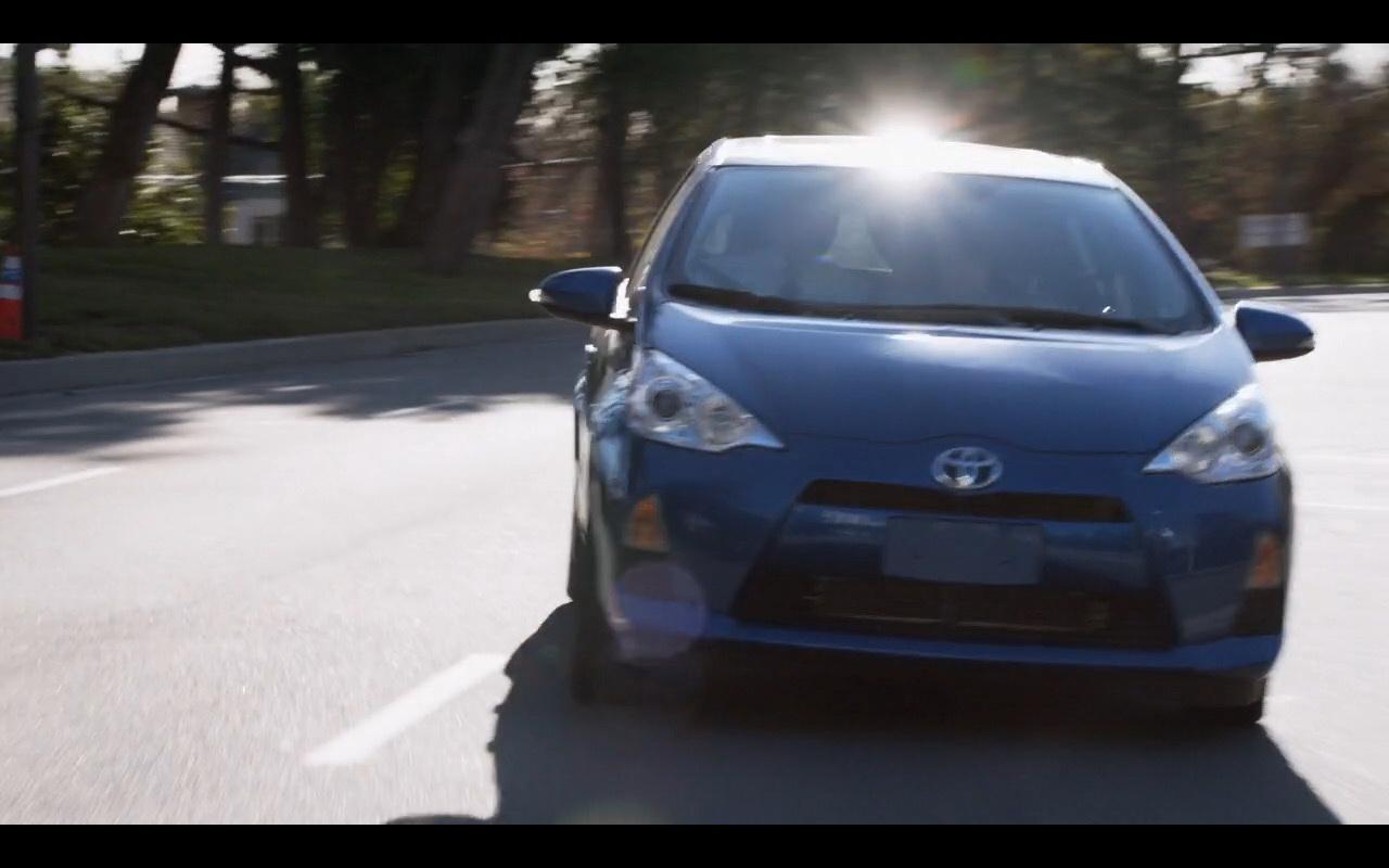 Toyota New Girl Tv Show