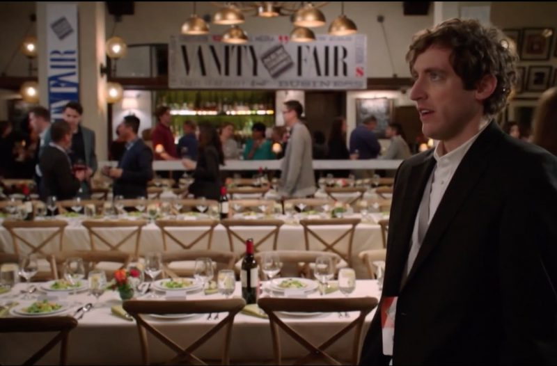 Vanity Fair - Silicon Valley TV Show Product Placement