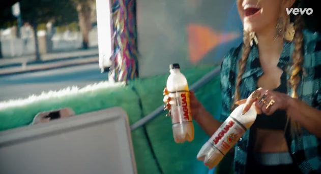 Jaguar  – Fergie – «L.A. Love» - Official Music Video Product Placement