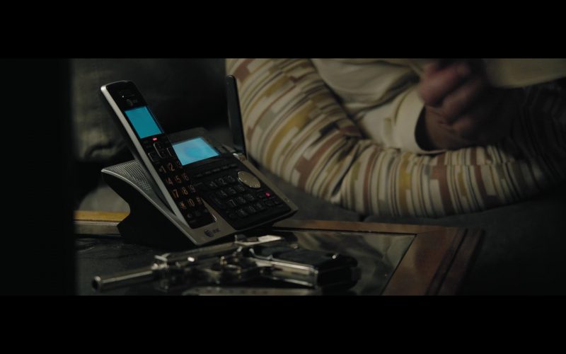 AT&T Phone - True Memoirs of an International Assassin (2016) Movie Product Placement