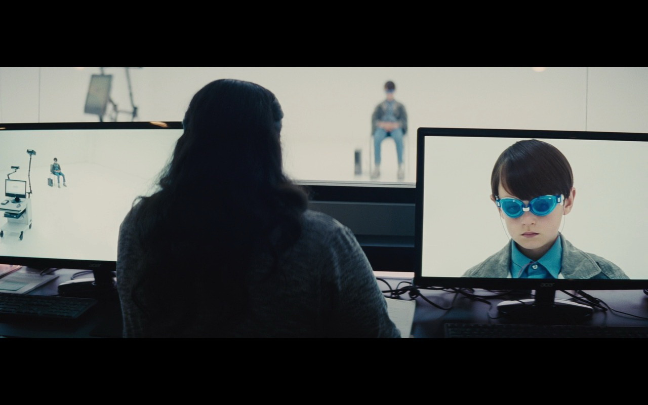 Acer Monitors – Midnight Special (2016) Movie Product Placement
