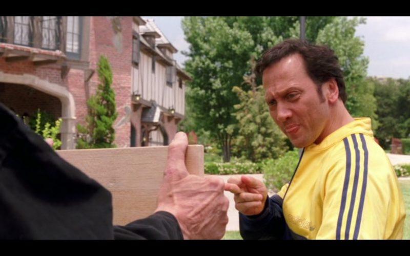 Adidas Jacket – Big Stan Movie (1)