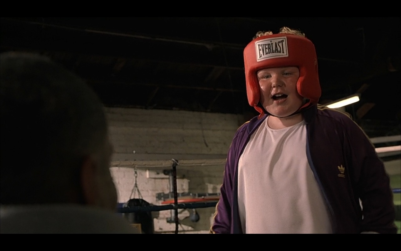 Adidas Sportswear, Everlast Headgear And Boxing Gloves – Bad Santa (2003) Movie Product Placement