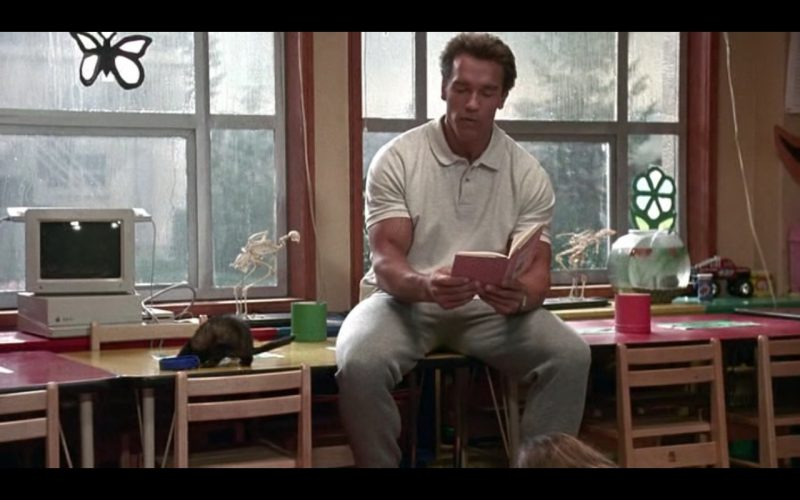 Apple Computer – Kindergarten Cop