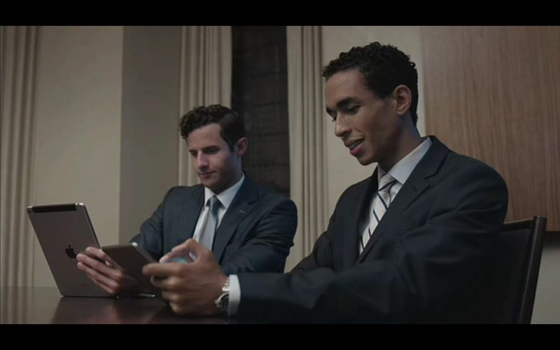 Apple iPad – Equity (2016) Movie Product Placement