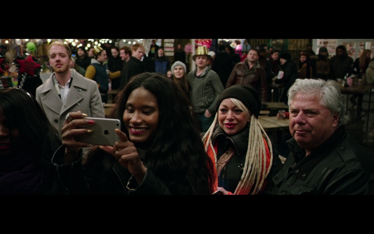 Apple iPhone - Now You See Me 2 (2016) Movie Product Placement