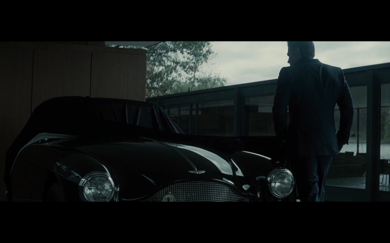 aston martin db mark iii – batman v superman: dawn of justice