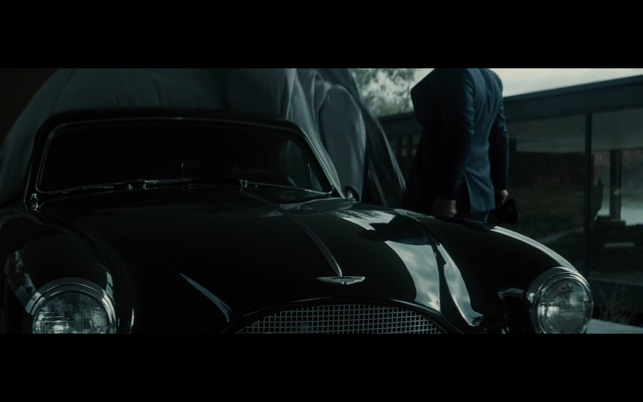 Aston Martin DB Mark III - Batman v Superman: Dawn of Justice (2016) Movie Product Placement