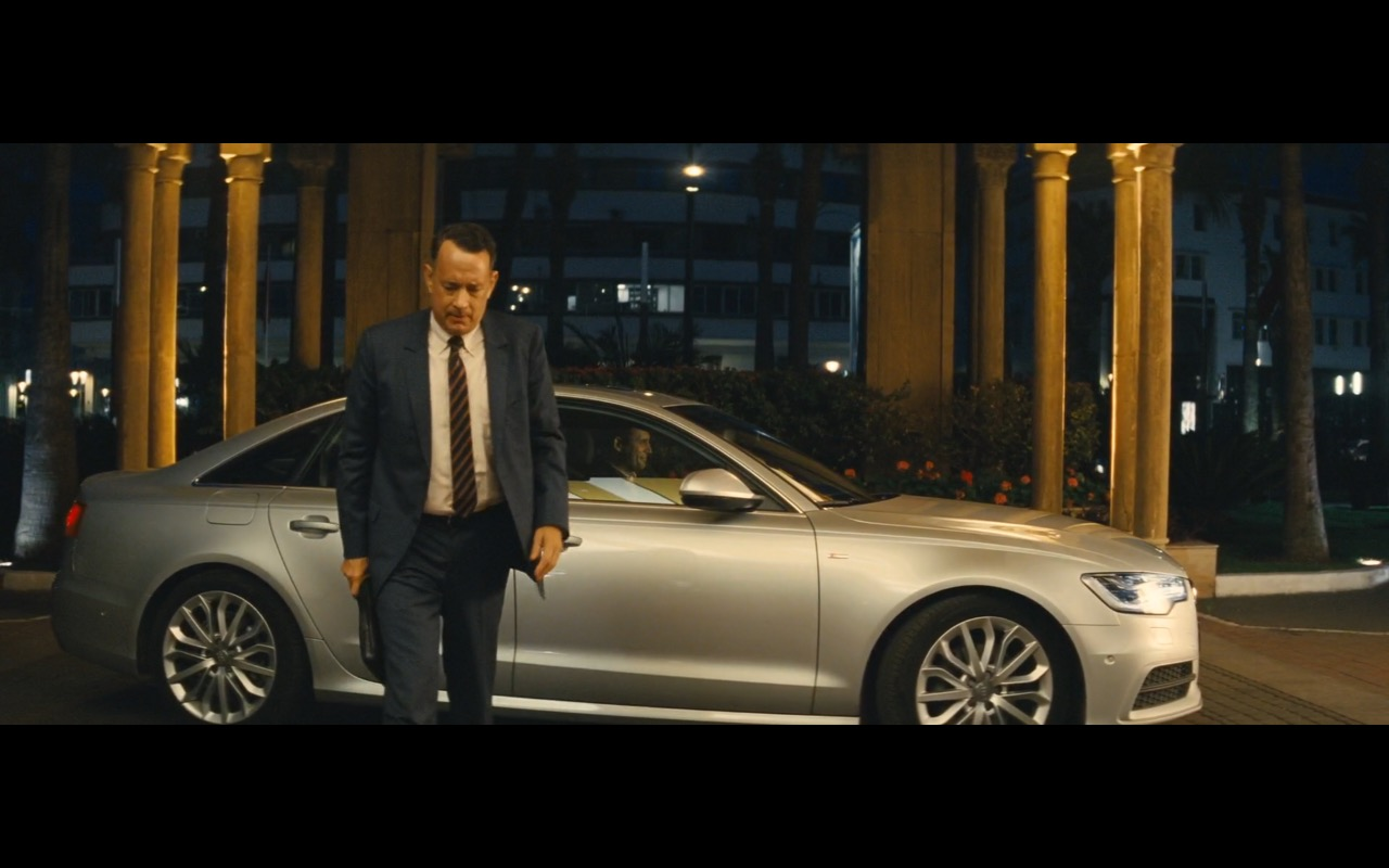 Audi A6 - A Hologram for the King (2016) - Movie Product Placement
