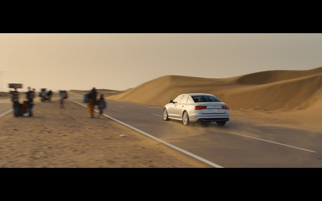 Audi A6 - A Hologram for the King (2016) Movie Product Placement
